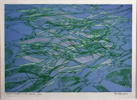 Stanley William Hayter, 'NENUPHARS', 1970