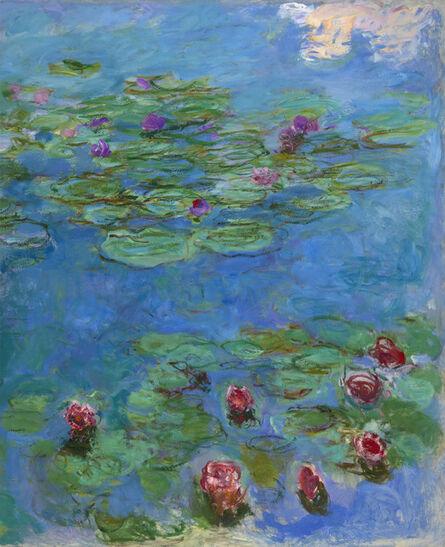 Claude Monet, 'Water Lilies', ca. 1914-1917