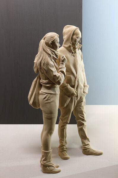 Peter Demetz, 'The challange', 2016