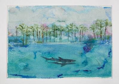 Christof Mascher, 'Ocean Snufkin', 2016