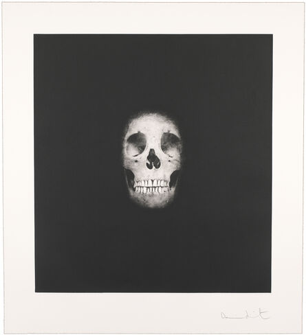 Damien Hirst, 'I once was what you are, you will be what I am', 2007
