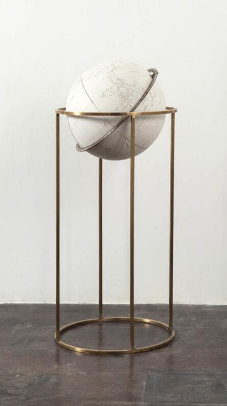 Agustina Woodgate, 'Untitled (World Globe)', 2019-2020