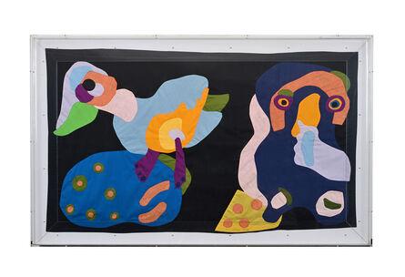 Karel Appel, 'Patchwork', 1978