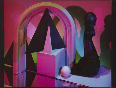Barbara Kasten, 'Construct NYC 14 ', 1984