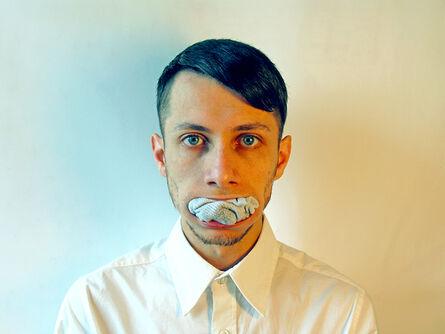 Alex Mirutziu, 'Sock Face', 2010