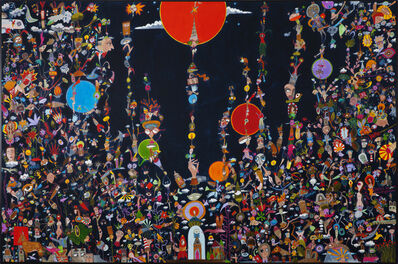 Mehmet Sinan Kuran, 'Balance', 2015