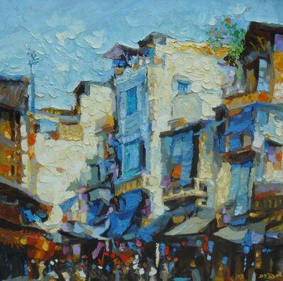 Duong Viet Nam, 'Hang Da Street 1', 2011