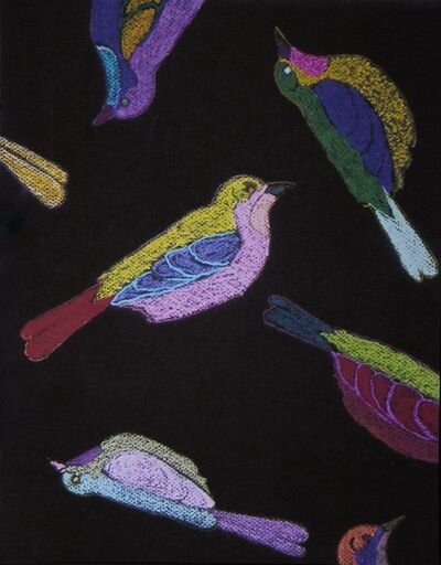 Eleanor Hubbard, 'Brahamins', 2003