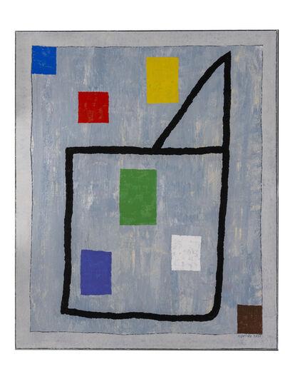 Harrie Gerritz, 'Chapel windows', 2020