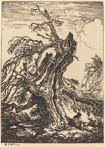 Raphael Lamar West, 'Study of a Tree', 1802