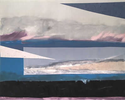 Gail Flanery, 'Purple Haze', 2018