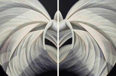 Deborah Bigeleisen, 'Untitled No. 26, diptych', 2011