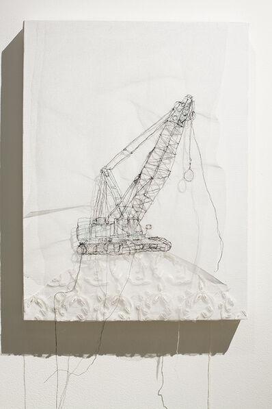 Jannick Deslauriers, 'Grue de démolition', 2015