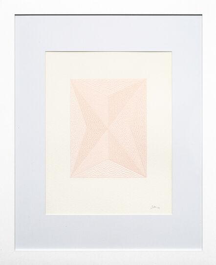 Lucha Rodriguez, 'Knife Drawing XXVI', 2019