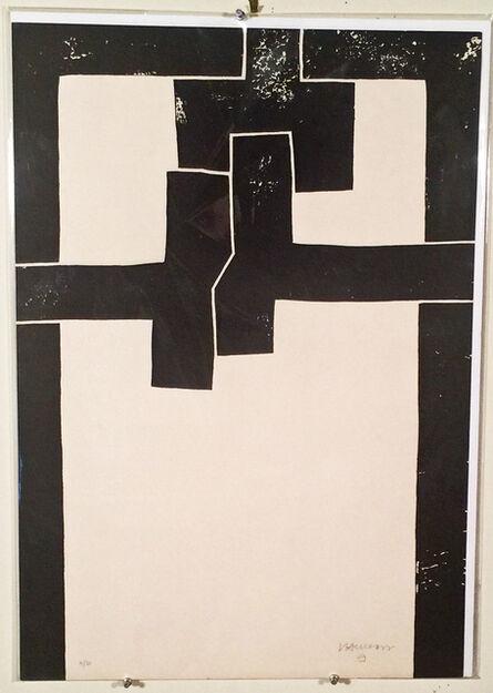 Eduardo Chillida, 'BARCELONA I', 1971