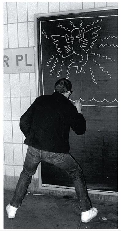 Keith Haring, 'Keith Haring 31 Subway Drawings 'Hardcover Book'', 2013