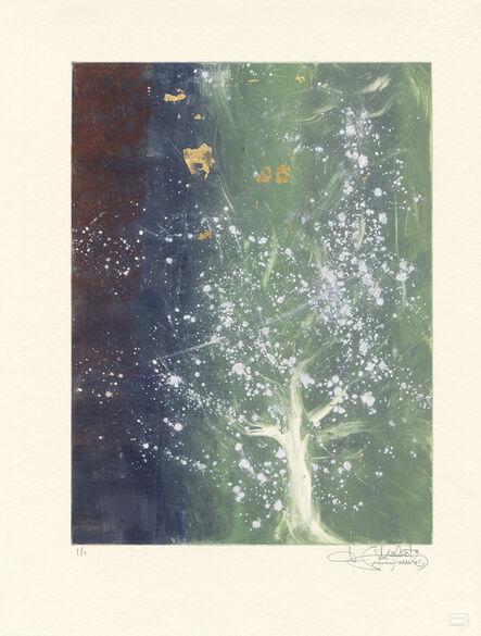 Makoto Fujimura, 'Van Nuys Monotype Series No. 5 凡奈斯絹印單刷系列', 2017