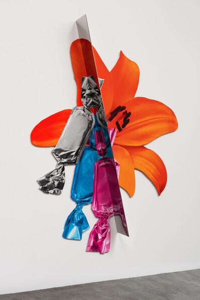 Kathryn Andrews, 'Orange Lilly', 2018
