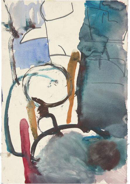Richard Diebenkorn, 'Untitled', c. 1950–52