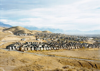 Victoria Sambunaris, 'Untitled (housing development), Draper, Utah', 2017