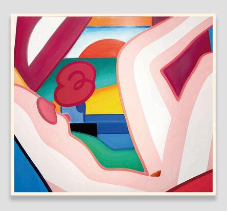 Tom Wesselmann, 'Sunset Nude (Variation #1)', 2002