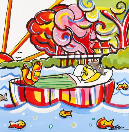 Rina Maimon, 'Sleep Boating'