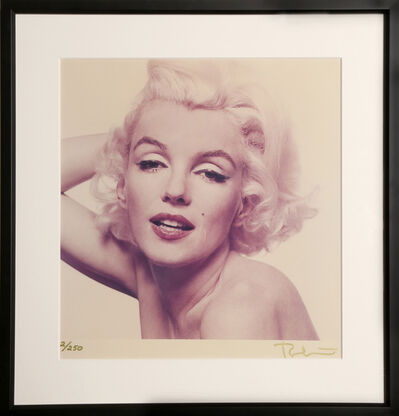 Bert Stern, 'Marilyn Monroe: The Last Sitting', 1962