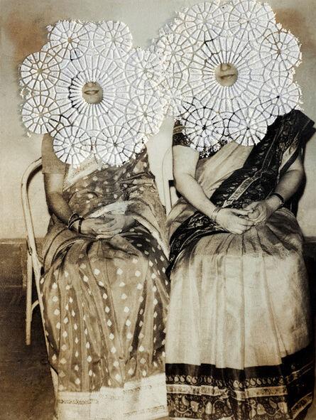 Priya Kambli, 'Mami and Sister', 2016