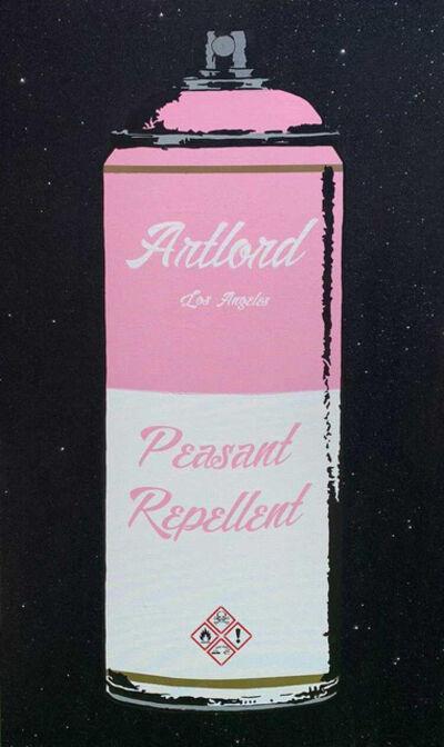 Artlord, 'Peasant Repellent (Pink)', 2021