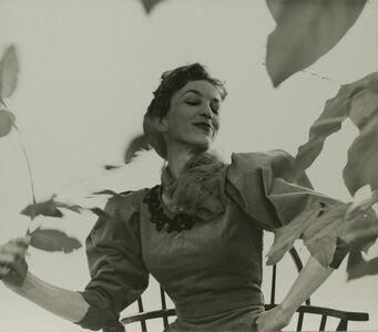 Frank Paulin, 'Actress Off Broadway Play', 1955
