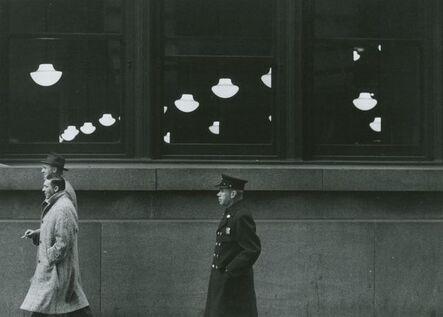 Ray K. Metzker, '57 JN-16, Chicago', 1957