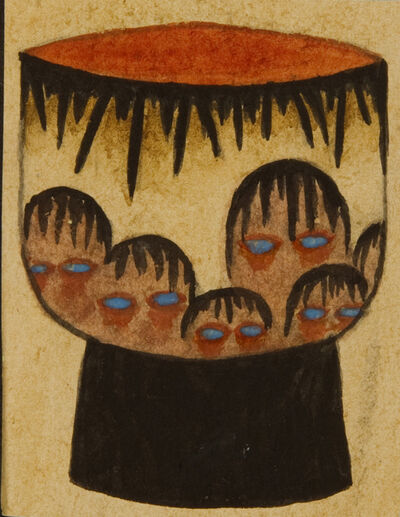Xul Solar, 'Untitled', 1918-1919