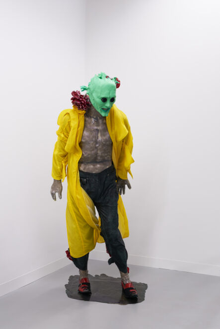 Isaac Lythgoe, 'Mask', 2019