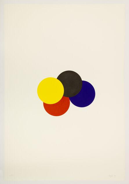 Joel Shapiro, 'Untitled #31', 1990