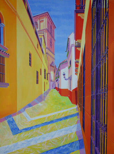CONCHI ALVAREZ, 'Calle Pedro de Toledo (Málaga)', 2016