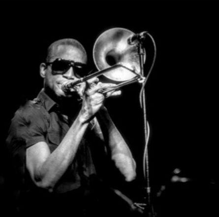Michael Reese, 'Trombone Shorty', 2010