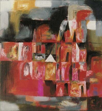 Wang Lan, 'Buildings', 1993