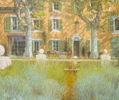 Nicholas Verrall, 'The Water Garden, Provence', 2020