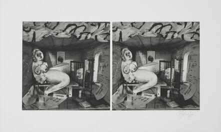 William Kentridge, 'Stereoscopic Suite', 2007