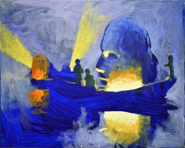 Frank Hyder, 'Uncertain Shore', 2018