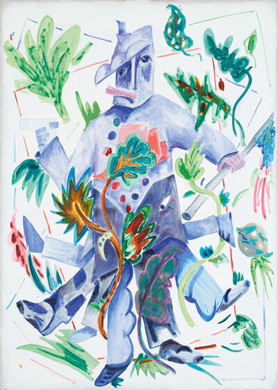 Laura Owens, 'Untitled', 2006