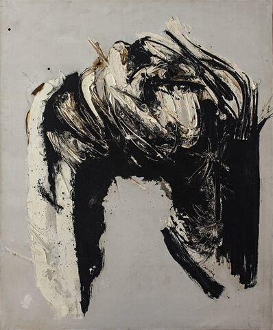 Rafael Canogar, 'Personaje nº 8', 1961