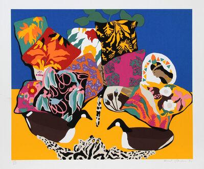 Hunt Slonem, 'Double Decoy', 1980