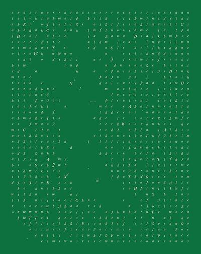 Jorge Méndez Blake, 'Dismantling James Joyce (The Cats of Copenhagen) IV', 2020