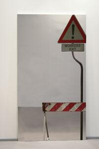 Michelangelo Pistoletto, 'Workers' exit ', 2007