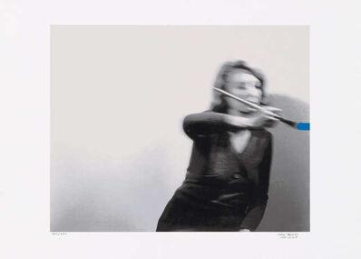 Helena Almeida, 'Pintura Habitada', 1977