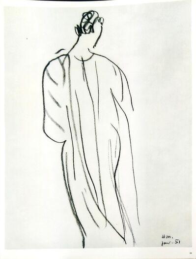 Henri Matisse, 'Dernières Oeuvres de Matisse', 1958