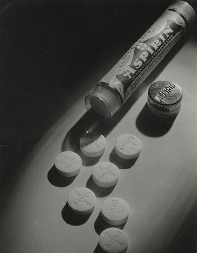 Jaroslav Rössler, 'Bayer Aspirin', 1936
