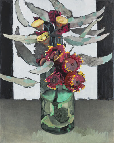 Adam Pyett, 'Silver Princess Gum flowers [2]', 2015