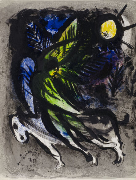Marc Chagall, 'L'Ange (The Angel)', 1960